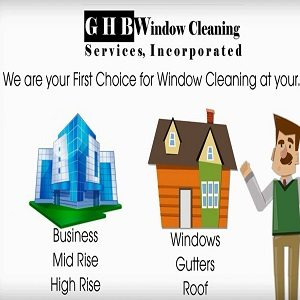 The Right Choice in Window Cleaning & Washing!