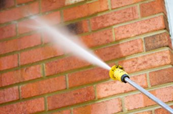 Edgewood High Power Pressure Washing