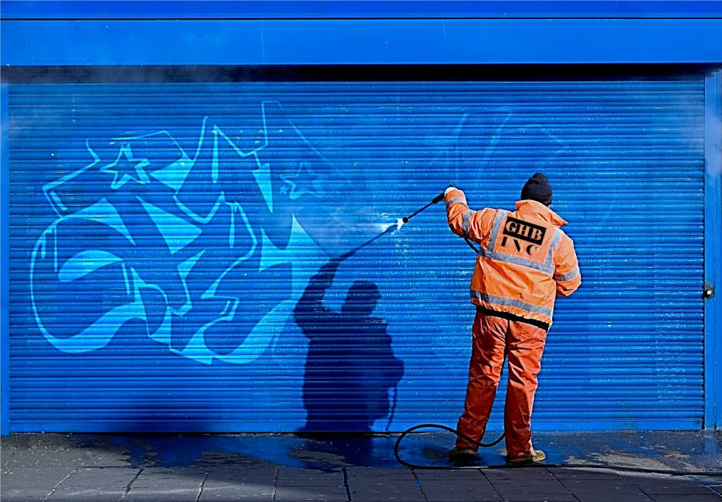 Bellevue Graffiti-Removal-Products-and-Anti-Graffiti-Coatings