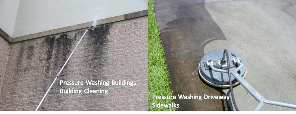 Queen Anne Pressure Washing Services