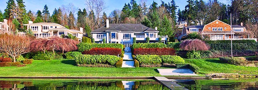 Sammamish Waterfront Window Cleaning