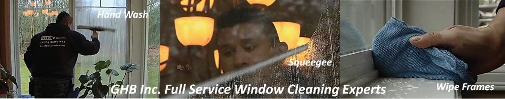 Renton Window Cleaning Full Service Experts