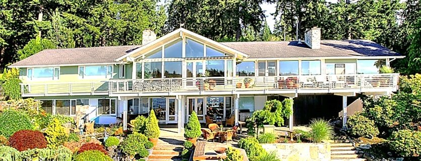 Bonney Lake Residential Window Cleaning