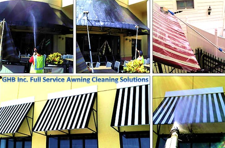 Expert Awning Cleaning Specialists