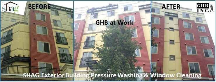 SHAG Affordable Senior Housing Partners with GHB Cleaning Inc.