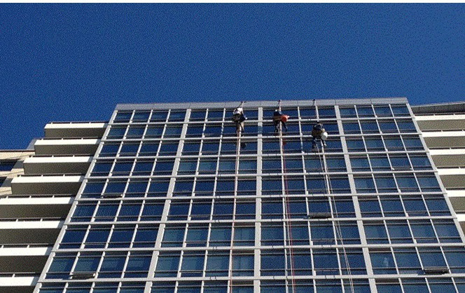 Belltown Commercial Window Cleaning
