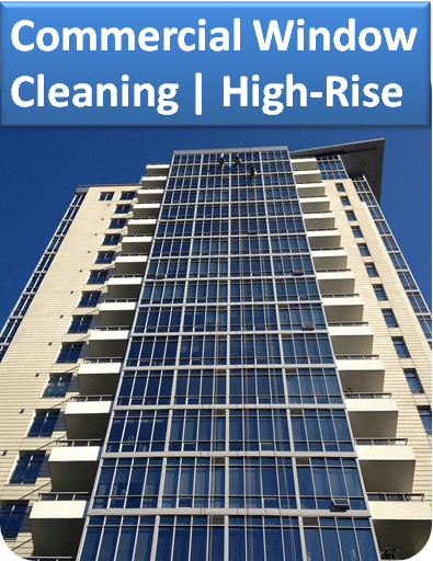 Commercial High Rise Window Cleaning Button