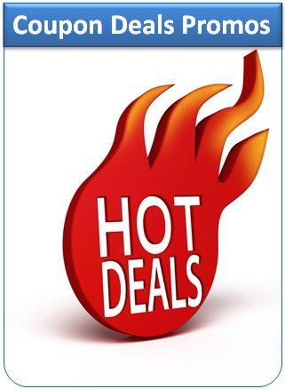 Deals Coupons Promos
